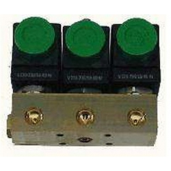 BLOC-3-ELECTROVANNES 2+3+2 ODE 230V NECTA 098761 ORIGINE