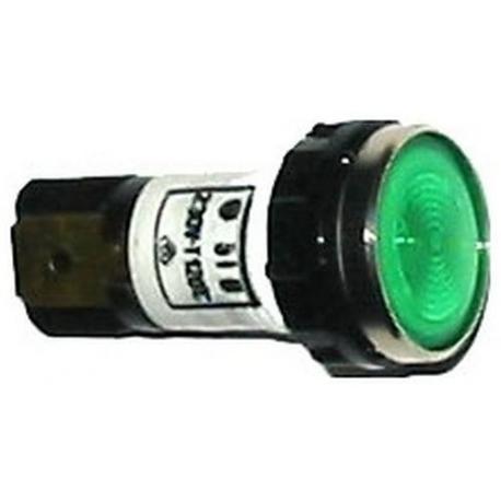 EYQ6852-VOYANT VERT 230V A VIS TI20° ORIGINE
