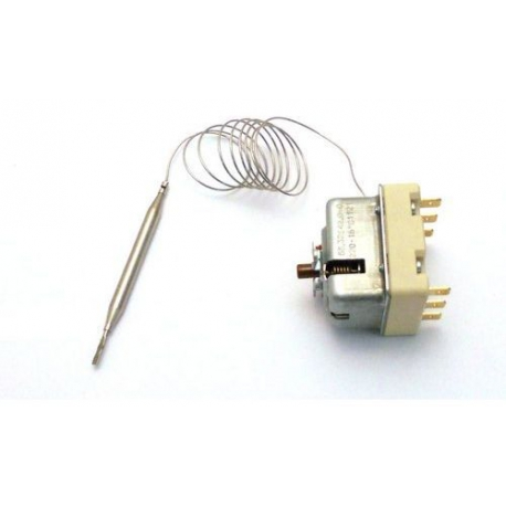 TIQ1504-THERMOSTAT TRIPHASE CAPILAIRE 1000MM BULBE:90MM íBULBE 6MM