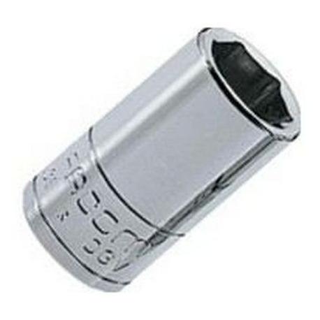 BHQ608-DOUILLE 1/4 6 PANS 9MM FACOM