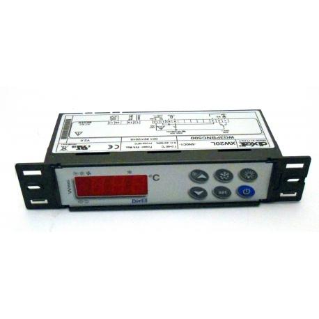 CYQ59-REGULATEUR DIXELL XW20L-5NOC1 NTC-PTC 230V 16A TMINI-50°C