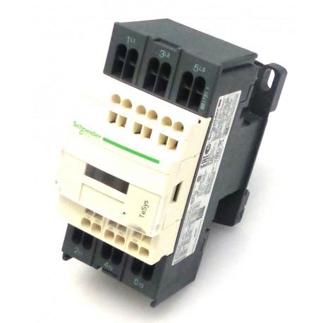TIQ64381-CONTACTEUR 3NO+1NC 240V 50-60HZ ORIGINE