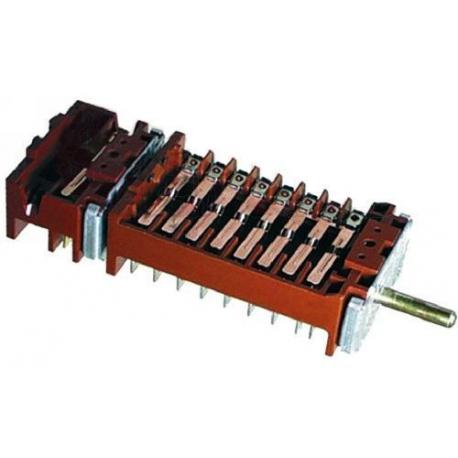 OGQ6604-COMMUTATEUR 250V 16A TMAXI 150°C ORIGINE