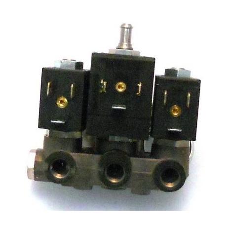 MQN870-BLOC-3-ELECTROVANNE OLAB 2+3+2 50HZ NECTA 098761 ADAPTABLE
