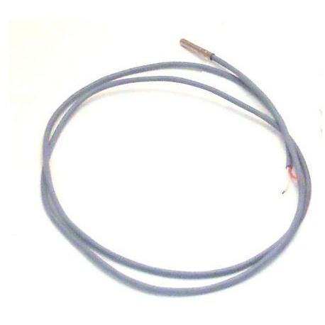 TIQ11553-SONDE NTC SILICONE 1.5MT TMINI -50°C TMAXI 110°C BULBE:40MM