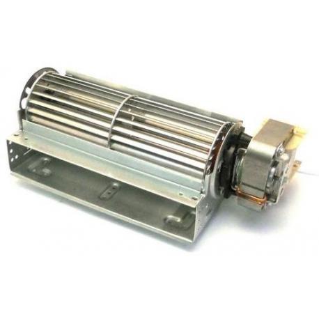 TIQ85651-VENTILATEUR TANGENTIEL TURBINE 180X60MM 230V 50/60HZ