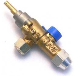 ROBINET GAZ POUR RECHAUD B906FV800 ORIGINE BONNET