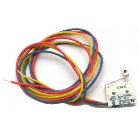 ZRY61753-MICRO-INTERRUPTEUR PRE-CABLE DE PISTON