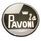 CQ377-LOGO LA PAVONI Ø30MM ORIGINE PAVONI