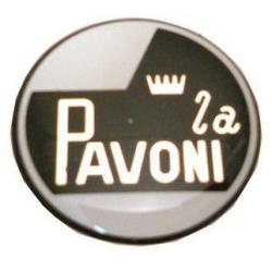 LOGO LA PAVONI Ø30MM ORIGINE PAVONI