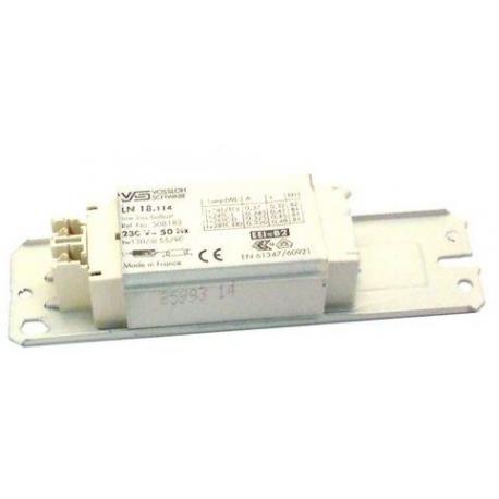 GSQ6605-BALLAST SLDG600 20W ORIGINE TEFCOLD