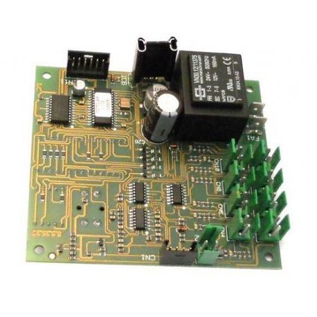 TIQ11767-CARTE ELECTRONIQUE THERMOMETRE 24V