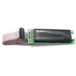 AFFICHEUR LCD 20X2 STN BLEU ORIGINE SAECO