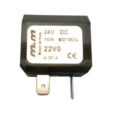 FRQ9760-BOBINE ELCTROVANNE 3 VOIES 2HV 230V ORIGINE SAECO
