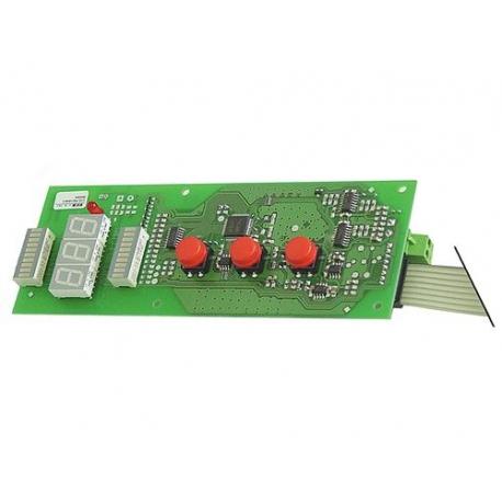 TIQ72555-CARTE COMMANDE ELECTROLUX TH435/2D-C5 L:65MM L:175MM