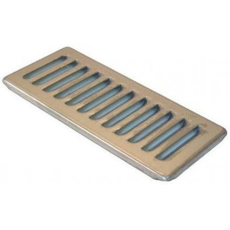 PQ187-GRILLE LATERAL ECOULEMENT