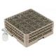 ITQ422-PANIER 25 COMPARTIMENTS L:500MM L:500MM H:100MM