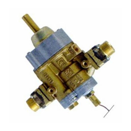 C25P-ROBINET THERMOSTATIQUE GAZ 110
