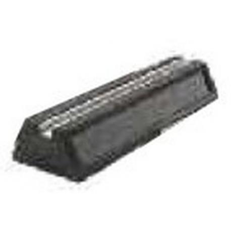 SEQ152-SUPPORT AU SOL PVC LA PAIRE L:450MM