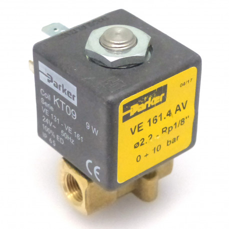 IQ6686-ELECTROVANNE 2VOIES 24V AC í2.2MM 1/8-1/8