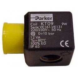 BOBINE KT09 9W 230V AC GROSSE BOBINE