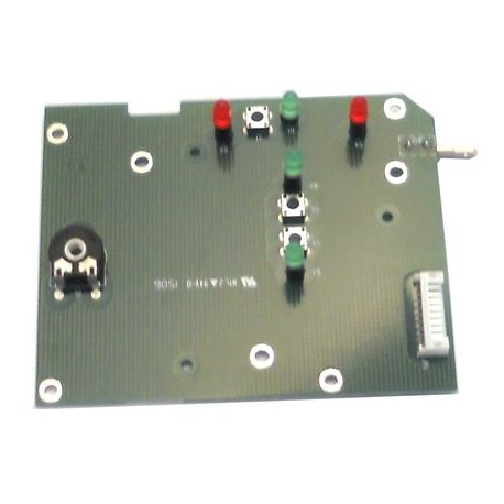 FRQ9771-CARTE ELECTRONIQUE CLAVIER INCANTO SUP021YO ORIGINE SAECO