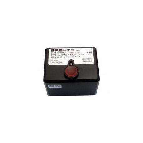 TIQ11000-BOITIER ALLUMAGE GAZ TYPE CM 191-2 230V