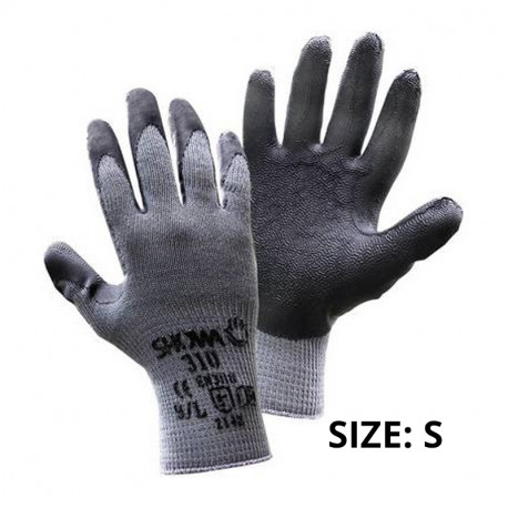 IQ8527-GANTS DE PROTECTION COTON/POLYESTER AVEC REVETEMENT LATEX