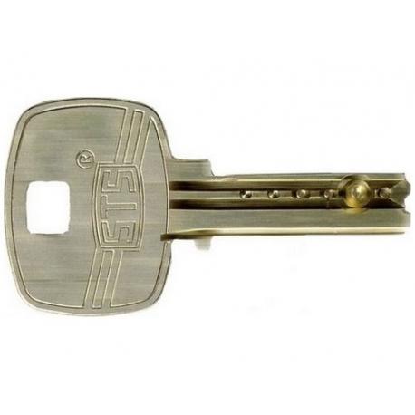 QVI8055-SERRURE MINI 6 AVEC CLE