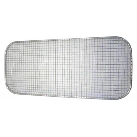 TIQ11313-GRILLE DE FOND L:350MM L:152MM