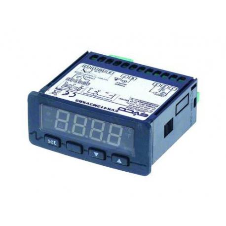 TIQ12543-REGULATEUR ELECTRONIQUE EVERY CONTROL EVK412 12/24V