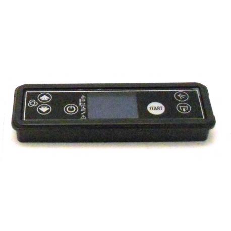 XEHQ6791-CONSOLE DE COMMANDE AVEC ECRAN LCD ET BOUTONS TOUCH