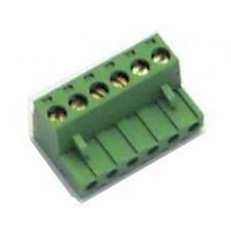 IQ665651-CONNECTION 6 POLES 5MM