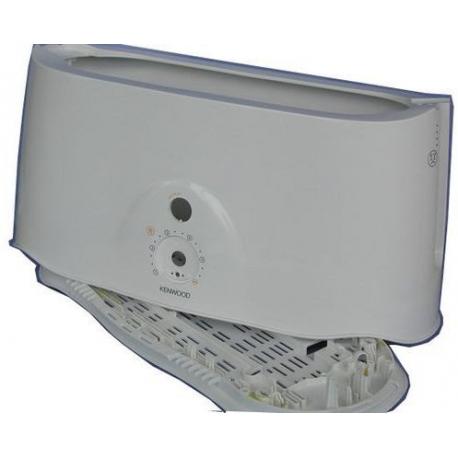 XRQ3376-BODY & BASE ASSY WHITE TT870
