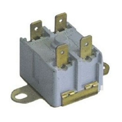 THERMOSTAT CONTACT DE SECURITE 16A TMAXI 125°C 2 POLES