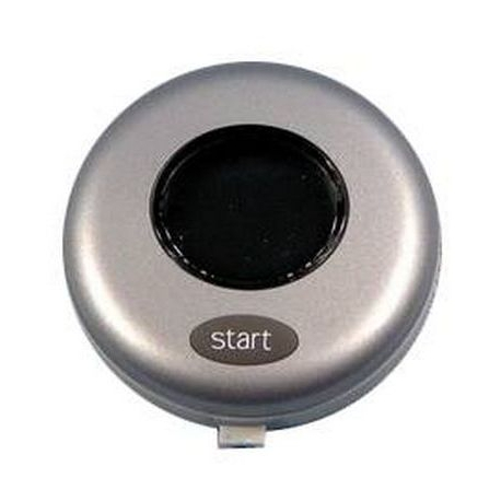 XRQ0875-CLOCK ASSY SILVER WF940