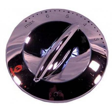 XRQ1299-CONTROL KNOB ASSY CHROME.