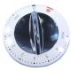 XRQ3141-BOUTON DE COMMANDE BLANC/CHROME KMC510/KMM710 ORIGINE