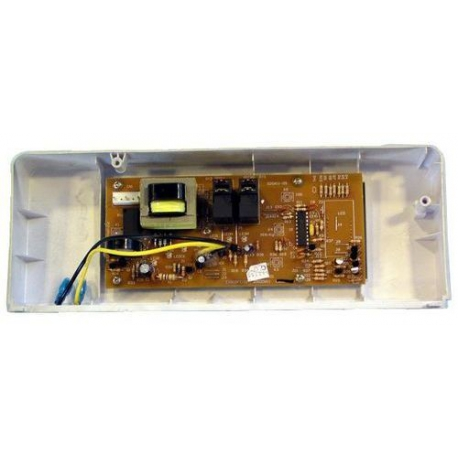 XRQ4428-CONTROL PANEL ASSY GREY MW536E
