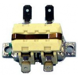 DOUBLE THERMOSTAT 200/315C