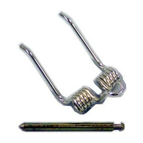 XRQ3476-HINGE SPRING & PIN KM001-006