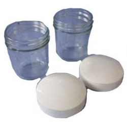 JAR & LID  (PACK 2) ORIGINE