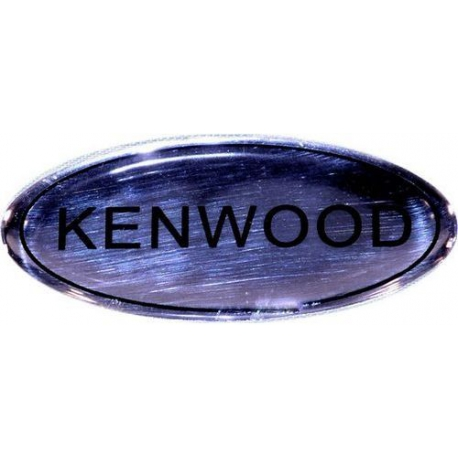 XRQ1518-KENWOOD LOGO BADGE ES516