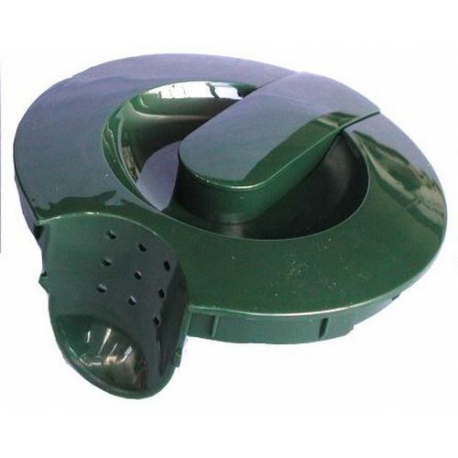 XRQ7311-LID ASSEMBLY GREEN ORIGINE