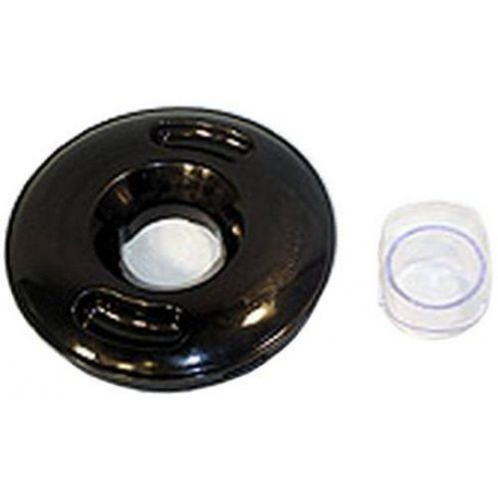 XRQ2299-LID WITH FILLER CAP WHITE
