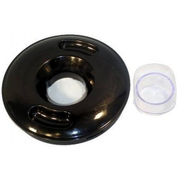 LID+FILLER CAP BLACK SB256
