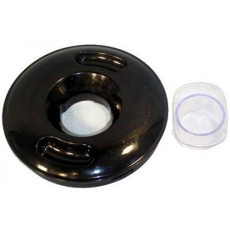 XRQ2058-LID+FILLER CAP BLACK SB256
