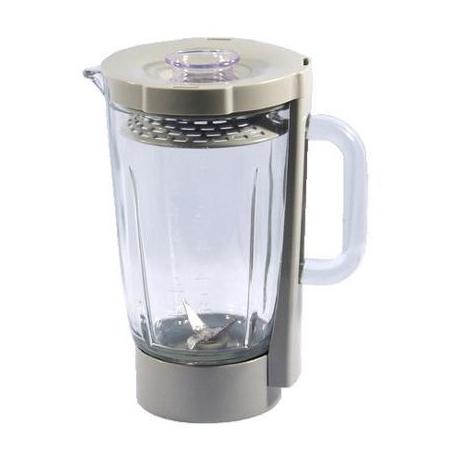XRQ65766-LIQUIDISER-1.6L ACRYLIC-GLASS