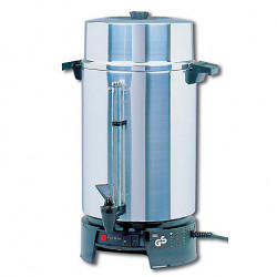 PERCOLATEUR WEST-BEND 100 TASSES 14.8 LITRES 220V 1640W