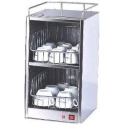 CHAUFFE-TASSE 200W / 230V 36 TASSES CAFE OU 24 TASSES